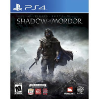 Warner Brothers Middle Earth: Shadow of Mordor (PlayStation 4)