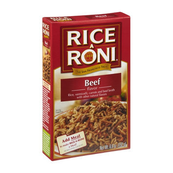 Rice-A-Roni Beef Flavor Rice