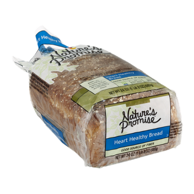 Ahold Nature's Promise Heart Healthy Bread