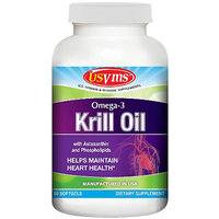 Omega-3 Krill Oil 300mg Softgels