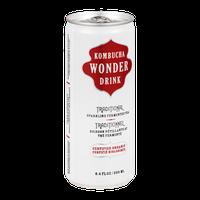 Kombucha Wonder Drink Traditional