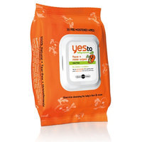 Yes To Baby Carrots Nose and Face Wipes