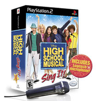 Disney High School Musical with Microphone