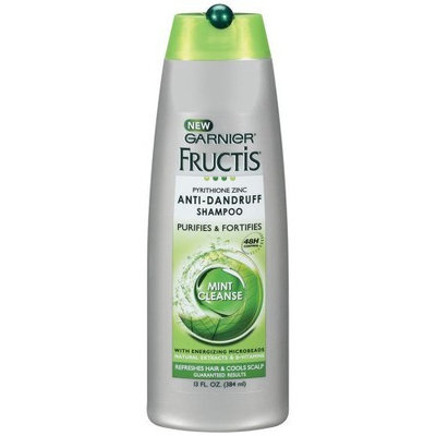 Garnier Fructis Anti-Dandruff Mint Cleanse Shampoo