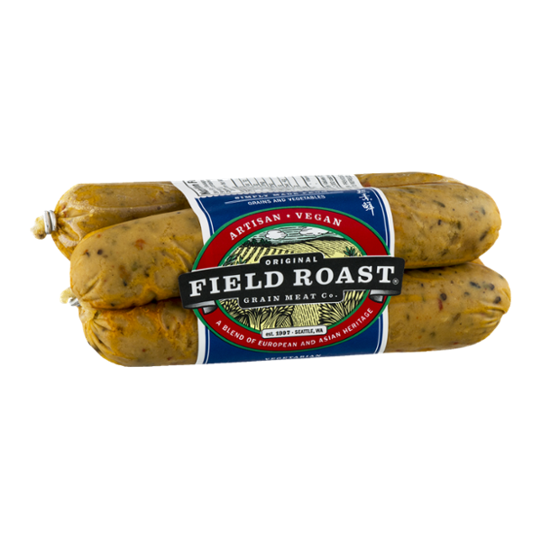 Field Roast Vegetarian Grain Meat Italian Sausages