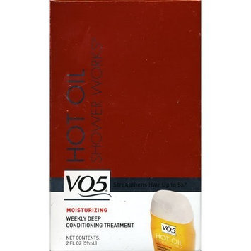 Alberto VO5® Hot Oil Shower Works Weekly Deep Conditioning Treatment