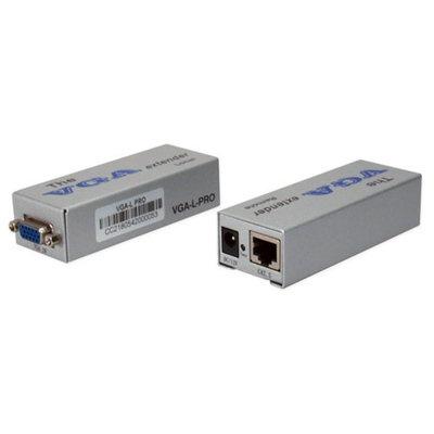 QVS VGA-C5EP 300-Meter VGA/QXGA CAT5/RJ45 Extender Kit