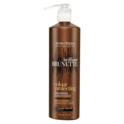 John Frieda Brilliant Brunette Conditioner - 20 oz