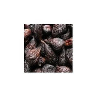 Bulk Dried Fruit, 100% Organic Black Missions Figs, Bulk, 30 Lbs ( Multi-Pack)