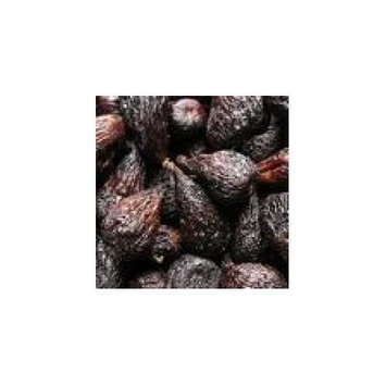 Bulk Dried Fruit, 100% Organic Black Missions Figs, Bulk, 30 Lbs ( Multi-Pack)