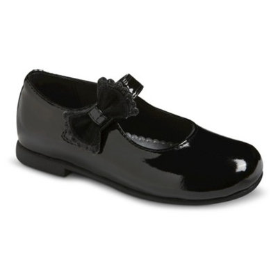 Toddler Girl's Rachel Shoes Lil Priscila Mary Jane Shoes - Black 10