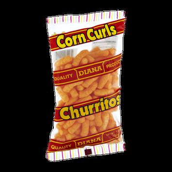 Diana Churritos Corn Curls
