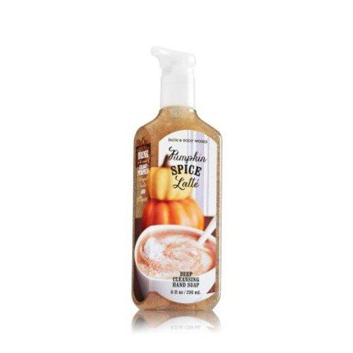 Bath & Body Works Pumpkin Spice Latte Deep Cleansing Hand Soap