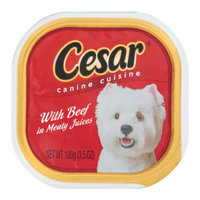 Cesar cesarA Canine Cuisine Adult Dog Food