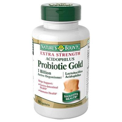 Nature's Bounty Acidophilus Probiotic Gold
