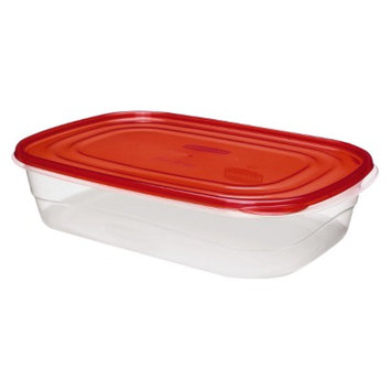 Rubbermaid Rectangular Storage Containers 1 Gallon 2 pk