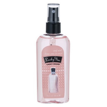 Liz Claiborne Women's Lucky You by  Body Mist - 4.2 oz