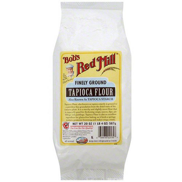 Bob's Red Mill Finely Ground Tapioca Flour