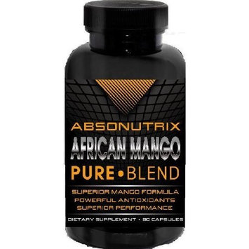 Absonutrix African Mango Pure 24 Bottles - Absonutrix African Mango - 90 Slimming Capsules Each - The Most Effective Weight Loss Formula Available Today!