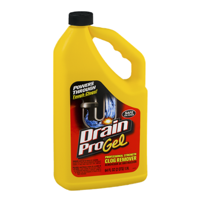 Drain Pro Gel Clog Remover Professional Strength