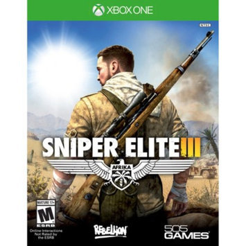 505 Games Sniper Elite III: Afrika (Xbox One)