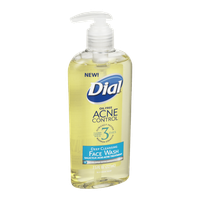 Dial Oil Free Acne Control Face Wash
