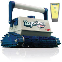 Topo-logic Systems, Inc. TOPO-LOGIC SYSTEMS, INC. Aquabot Turbo RC In ground Robotic Pool Cleaner - TOPO-LOGIC SYSTEMS, INC.