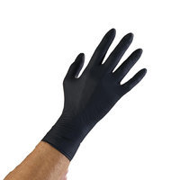 High Five Products Inc High Five Onyx Nitrile Exam Gloves Medium 200 Count - HIGH FIVE PRODUCTS, INC.