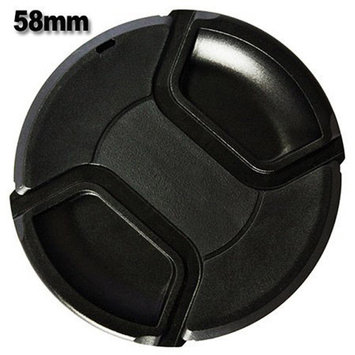 Bower 58mm Pro Series II Snap-on Front Lens Cap
