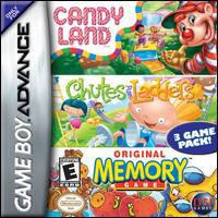 Destination Software Candyland/Chutes/Memory