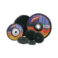 Norton Bear-Tex Rapid Strip Discs - 3