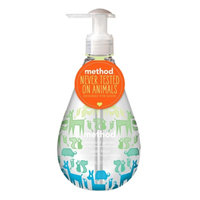 method Gel Hand Wash - Designed for GoodBotanical Garden