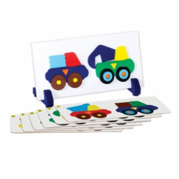 Guidecraft Construction Truck Sort and Match, Multi, 1 ea