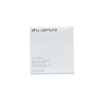 Shu Uemura The Lightbulb Oleo Pact Foundation (Case + Refill) # 584 Fair Sand 10G/0.35Oz