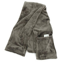 Herbal Concepts Warming Scarf, Charcoal