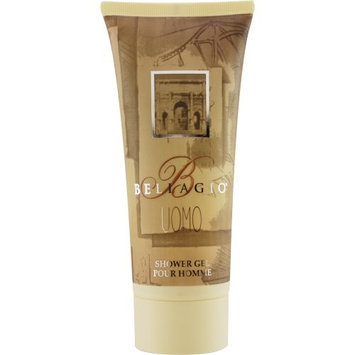 Bellagio by Bellagio Shower Gel for Men, 6.8 Ounce