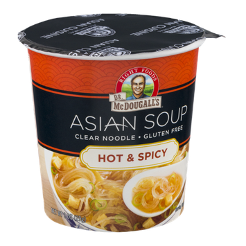 Dr. McDougall's Right Foods Asian Soup Hot & Spicy