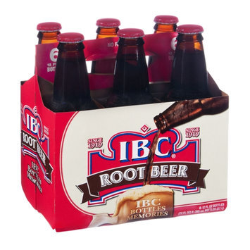 IBC Root Beer - 6 CT