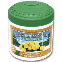 Osmegen Inc Natural Magic Odor Absorbing Gel, Scentillating Citrus, 14 oz