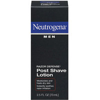 Neutrogena® Men Razor Defense Post Shave Lotion
