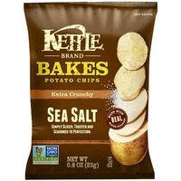 Kettle Brand Real Sliced Potatoes Baked Potato Chips Sea Salt