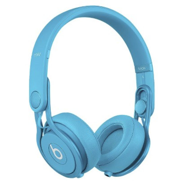 BEATS by Dr. Dre Beats by Dre Colr Mixr Headphones - Light Blue