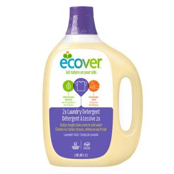 Ecover Liquid Laundry Detergent, 62 Loads, Lavender Field, 93 fl oz