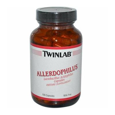 Twinlab Allerdophilus 100 Capsules