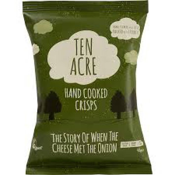 Ten Acres CRISPS, CHEES & ONION, (Pack of 10)
