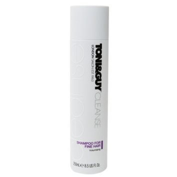 TONI&GUY Shampoo for Fine Hair - 8.45 oz