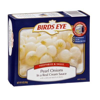 Birds Eye Vegetables & Sauce Pearl Onions