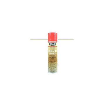 African Pride Miracle Sheen Conditioning Oil Sheen Spray Fabulous For Natural & Synthetic Hair 9Oz/255G