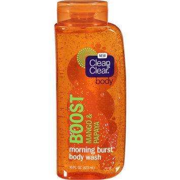 Clean & Clear Body Morning Burst Body Wash