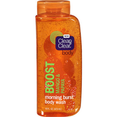 Clean & Clear Body Morning Burst Body Wash